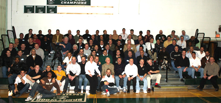 Coach Campo Night - Brentwood Wrestling Alumni