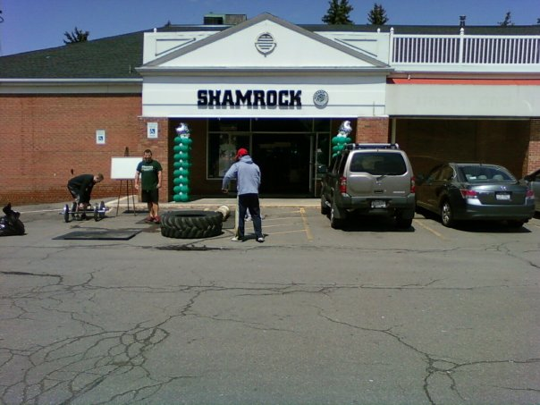 The New Shamrock Athletic Club
