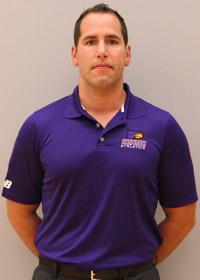 Interim Head Coach Mike Simon